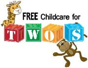 FREE Childcare for Two's - Link to On-Line Application Form
