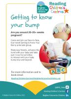 Getting to Know Your Bump