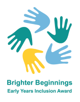 Brighter Beginnings Early Years Inclusion Award