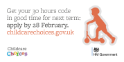 Get your 30 hour code ready for next term
