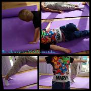 We enjoy YOGA sessions during our week