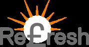 Refresh Debt Services logo