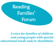 Reading Families Forum