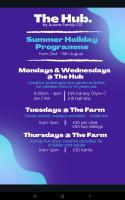 Summer Holidays Programme
