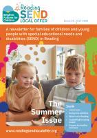 SEND Local Offer Newsletter Summer 2021
