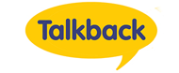 Talkback logo