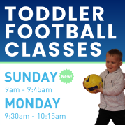 Toddler Sports Sessions