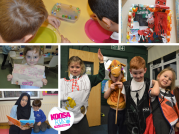 KOOSA Kids After School Club at EP Collier Primary School, Reading. High quality childcare, every school day.