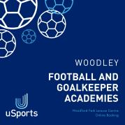 Woodley Goalkeeper Academy