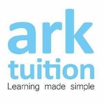Ark Tuition Centre Logo