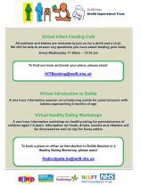 Virtual Infant Feeding Cafe