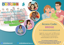 Online Parenting Course Flyer Back