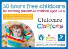 30hrs Free Childcare