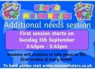 Mini Monsterz SEN session