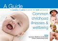 Access the common childhood illnesses booklet
