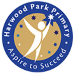 Harwood Park Primary logo
