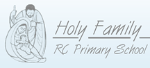 Holy Family RC Primary logo