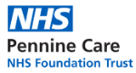 NHS Pennine Care logo