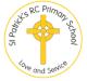 St Patrick's Primary logo