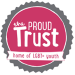 Image of The Proud Trust logo