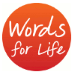 Words for Life logo