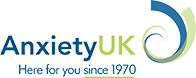 Picture of the Anxiety UK logo