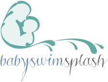 baby swim splash logo