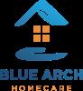 Blue Arch Homecare Logo