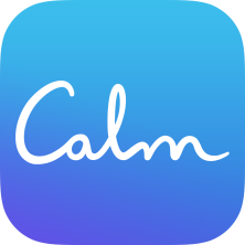 Picture of the Calm logo