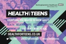 Health for Teens Website Logo