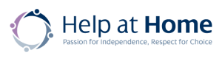 The Help at Home logo