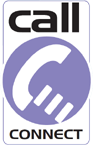 Picture of the Call Connect logo