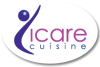 Loco of ICare Cuisine logo