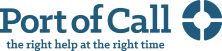 Port of Call Logo