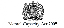 The Mental Capacity Act logo