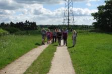 Oakham, Manton - Brooke walk