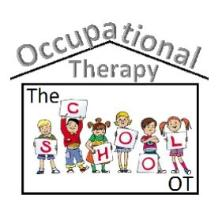 The School OT - Occupational Therapy for Children logo