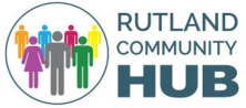 Picture on the Rutland Community Hub Logo