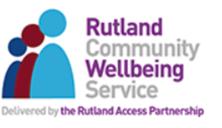 Rutland Community Wellbeing Service logo