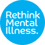 Picture of the Rethink Mental Illness logo