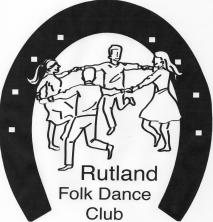 Rutladn Folk Dancing Club Logo