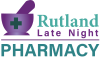 Picture of the Rutland Late Night Pharmacy logo