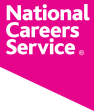 picture of the National Careers Service Service logo