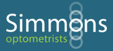 Picture of Simmons Optometrists logo