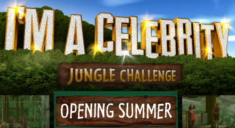 I'm a celebrity jungle challenge
