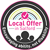 Salford's Local Offer logo