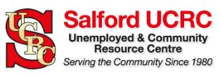 Salford Unemployed & Community Resource Centre Logo