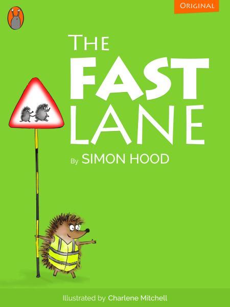 The Fast Lane [Funny Hedgehog Bedtime Story]