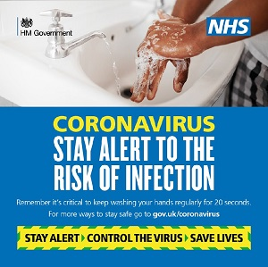covid stay alert