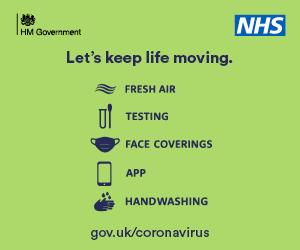 NHS Covid-19 Latest Advice